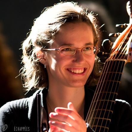 Myriam Rignol © Catherine Marey